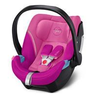 Cybex Babyschale Aton 5 Design 2020 Magnolia Pink | purple