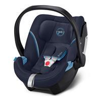 Cybex Babyschale Aton 5 Design 2020 Navy Blue | navy blue