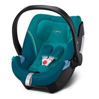 Cybex Babyschale Aton 5 Design 2020 River Blue | turquoise