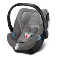 Cybex Babyschale Aton 5 Design 2020 Soho Grey | mid grey