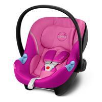 Cybex Babyschale Aton M Design 2020 Magnolia Pink | purple