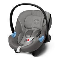 Cybex Babyschale Aton M Design 2020 Soho Grey | mid grey