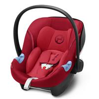 Cybex Babyschale Aton M i-Size Design 2018 Rebel Red | Red