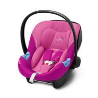Cybex Babyschale Aton M i-Size Design 2020 Magnolia Pink | purple