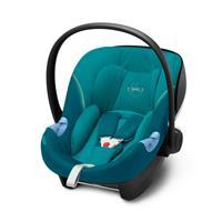 Cybex Babyschale Aton M i-Size Design 2020 River Blue | turquoise