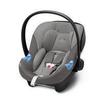Cybex Babyschale Aton M i-Size Design 2020 Soho Grey | mid grey