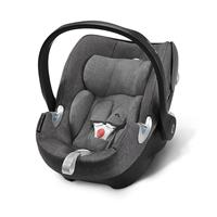 Cybex Babyschale Aton Q Plus i-Size Design 2018 Manhattan Grey | Mid Grey