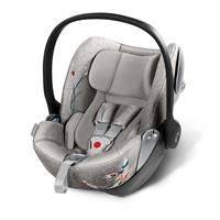 Cybex Infant Carrier Cloud Q Design 2018 Koi | Mid Grey