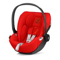 Cybex Babyschale Cloud Z i-Size Autumn Gold | burnt red