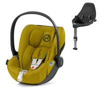 Cybex Babyschale Cloud Z i-Size Plus Mustard Yellow | yellow