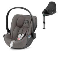 Cybex Babyschale Cloud Z i-Size Plus Soho Grey | mid grey
