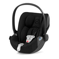 Cybex Babyschale Cloud Z i-Size Plus inkl. Sensorsafe Deep Black | black