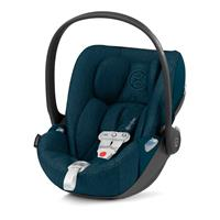 Cybex Babyschale Cloud Z i-Size Plus inkl. Sensorsafe Mountain Blue | turquoise
