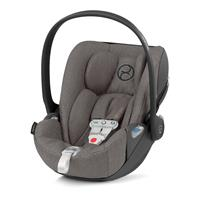 Cybex Babyschale Cloud Z i-Size Plus inkl. Sensorsafe Soho Grey | mid grey