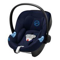 Cybex Babyschale Aton M i-Size inkl. SENSORSAFE 2019 Indigo Blue
