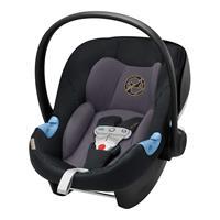 Cybex Babyschale Aton M i-Size inkl. SENSORSAFE 2019 Premium Black