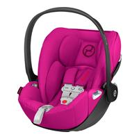 Cybex Babyschale Cloud Z i-Size + Sensorsafe 2019 Passion Pink
