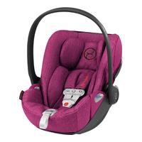 Cybex Babyschale Cloud Z i-Size Plus + Sensorsafe 2019 Passion Pink