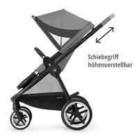 Kinderwagen mit höhenverstellbarem Schiebegriff | Cybex Balios M Kinderwagen