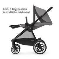 Ruheposition oder Liegepoosition einstellen | Cybex Balios M Kinderwagen