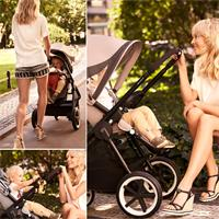 Lifestyle Bilder mit dem Cybex Balios M Kinderwagen