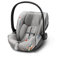 Cybex infant carrier Cloud Z i-Size Design 2020 Koi | mid grey