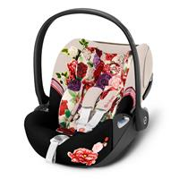 Cybex infant carrier Cloud Z i-Size Design 2020 Spring Blossom Light | light beige
