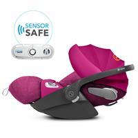 Cybex Babyschale Cloud Z i-Size + Sensorsafe 2019 Passion Pink