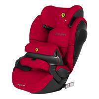 Cybex Kindersitz Pallas M-Fix SL Design 2019 Racing Red