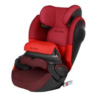 Cybex Kindersitz Pallas M-Fix SL Design 2018 Rumba Red | Dark Red