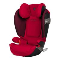 Cybex Kindersitz Solution S-Fix Design 2019 Racing Red