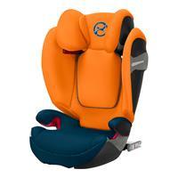 Cybex Kindersitz Solution S-Fix Design 2019 Tropical Blue