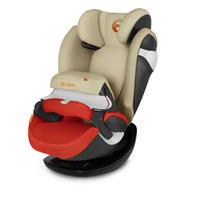 Cybex Kindersitz Pallas M Design 2018 Autumn Gold | Burnt Red