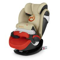 Cybex Kindersitz Pallas M-Fix Design 2018 Autumn Gold | Burnt Red