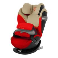 Cybex Kindersitz Pallas S-Fix Design 2020 Autumn Gold | burnt Red