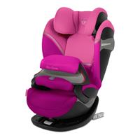 Cybex Kindersitz Pallas S-Fix Design 2020 Magnolia Pink | purple