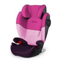 Cybex Kindersitz Solution M-Fix Design 2020 Purple Rain | purple