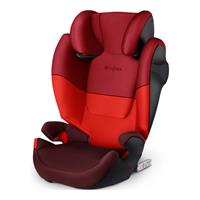 Cybex car seat Solution M-Fix Design 2020 Rumba Red | red