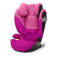 Cybex Kindersitz Solution S-Fix Design 2020 Magnolia Pink | purple
