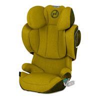 Cybex Kindersitz Solution Z I-FIX PLUS Mustard Yellow | yellow