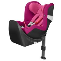 Cybex Kindersitz Sirona M2 I-SIZE inkl. Basisstation Base M Design 2018 Passion Pink   Purple
