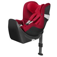 Cybex Kindersitz Sirona M2 I-SIZE inkl. Basisstation Base M Design 2018 Rebel Red | Red
