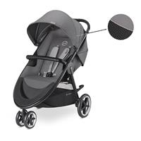 Cybex Kinderwagen Agis M-Air 3 Design 2018 Manhattan Grey | Mid Grey