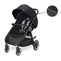 Cybex Kinderwagen Agis M-Air 4 Design 2018 Lavastone Black | Black