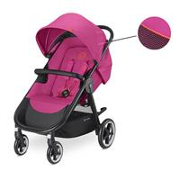 Cybex Kinderwagen Agis M-Air 4 Design 2018 Passion Pink | Purple
