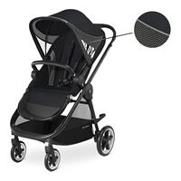 Cybex Kinderwagen Iris M-Air Design 2018 Lavastone Black | Black