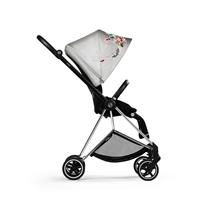 Cybex Kinderwagen Mios Chrome Design 2018 Koi | Mid Grey