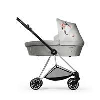 Cybex Kinderwagenaufsatz Design 2018 für Mios Koi | Mid Grey