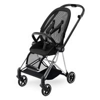 Cybex MIOS 2017 Basis Kinderwagen Chrome