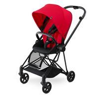 Cybex Mios Kinderwagen Matt Black Infra Red 2017